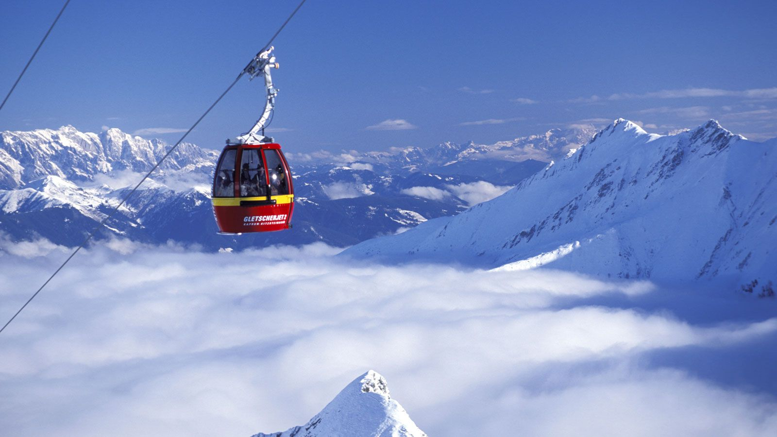 zell am see to vienna